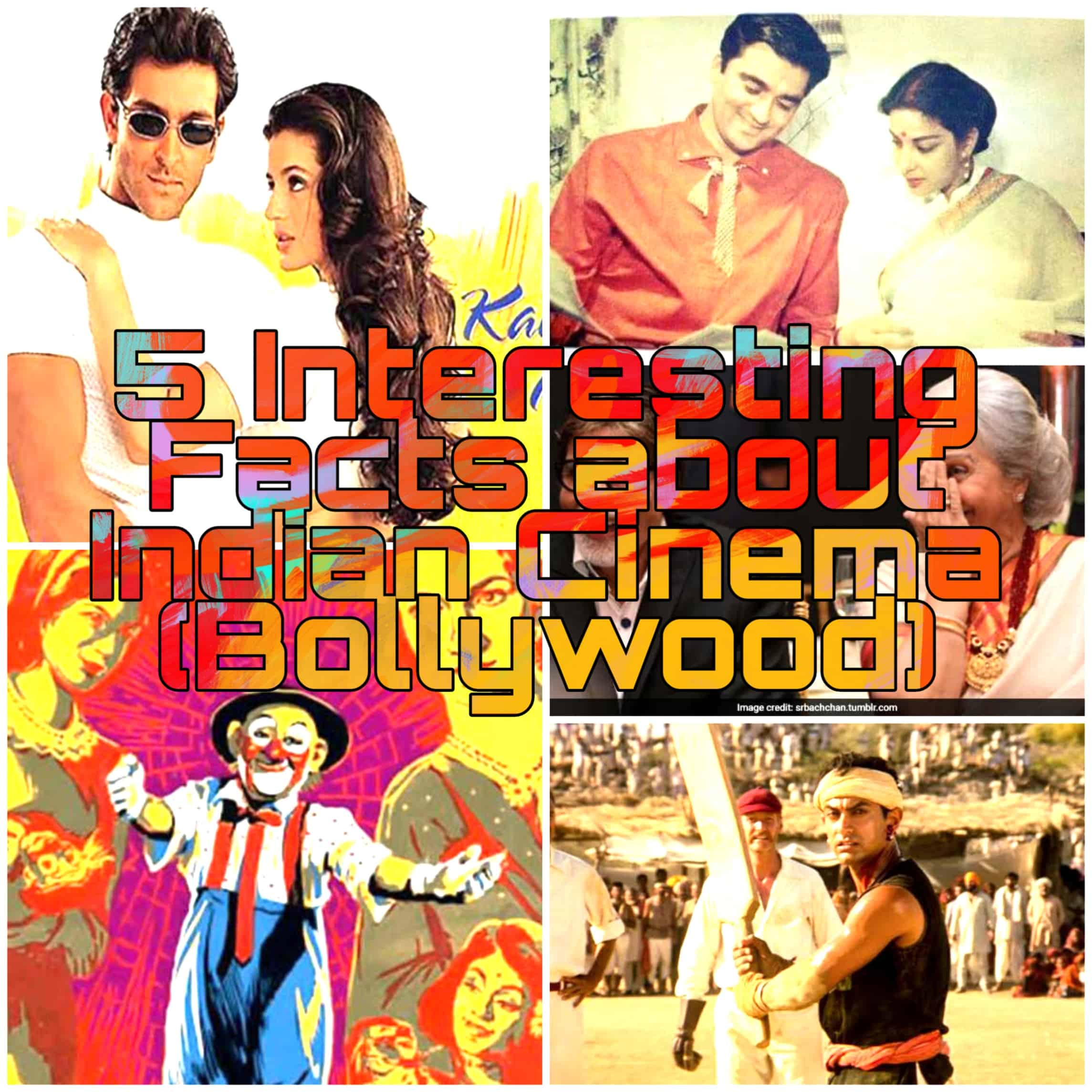5 interesting Facts about Bollywood